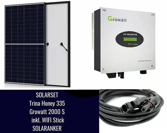 1675 Watt Solaranlage